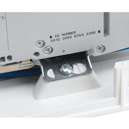 Rozdzielnica,rozdzielnia elektryczna 48 moduły natynk tworzywo HAGER vs412pd, VS412PD/HAG