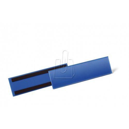 Magnetyczna kieszeń magazynowa Durable 1/3 A4 pozioma 50 szt. 1758-07, 75102