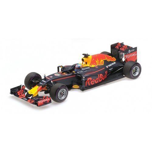 Red Bull Racing TAG-Heuer RB12 #3 Daniel Ricciardo 1st Pole Position Monaco GP 2016
