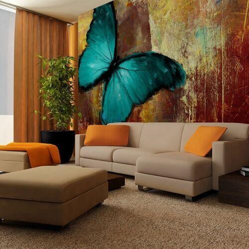 Fototapeta - painted butterfly