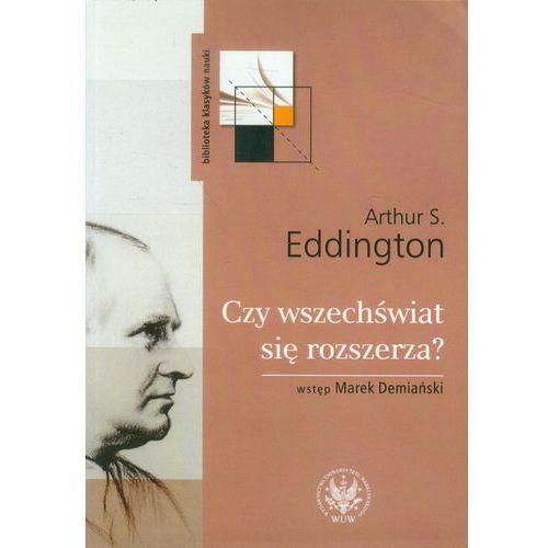 Czy wszechświat się rozszerza, Eddington Arthur S.