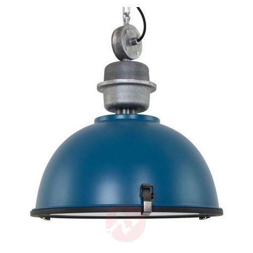 Steinhauer bikkel lampa wisząca niebeieski, 1-punktowy - przemysłowy - obszar wewnętrzny - bikkel - czas dostawy: od 6-10 dni roboczych