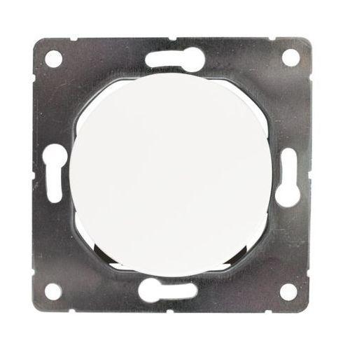Włącznik pojedynczy soul biały marki Dpm solid