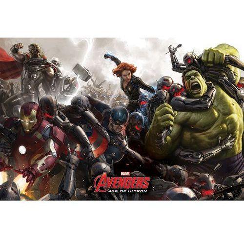 Galeria Avengers: czas ultrona. walka. plakat (5050574335652)