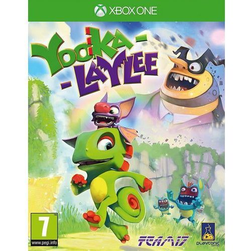 Yooka-Laylee (Xbox One)