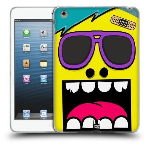 Etui silikonowe na tablet - Ugly Faces YELLOW