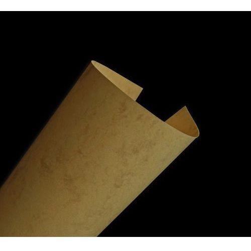 Marble cover a4 200g żółty (87) ciemny x100 marki Dystrybucja melior