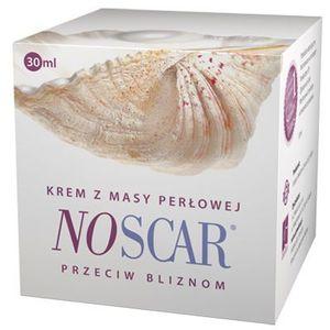 NO-SCAR PERŁA INKÓW Krem z masy perłowej przeciw bliznom 30 ml (5903560621959)