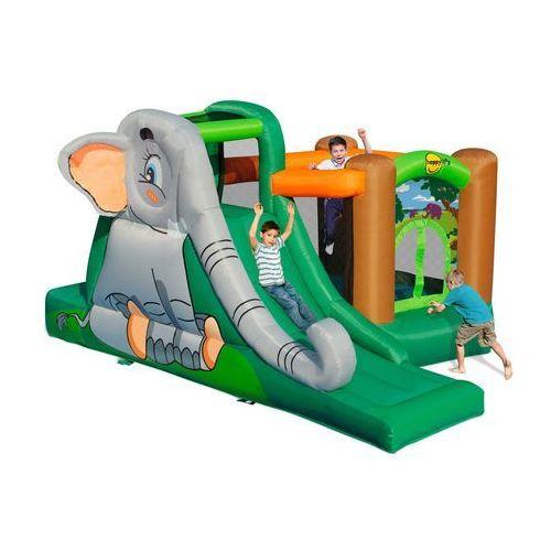 Dmuchany plac zabaw Happy Hop - Jaskinia słonia - OKAZJE