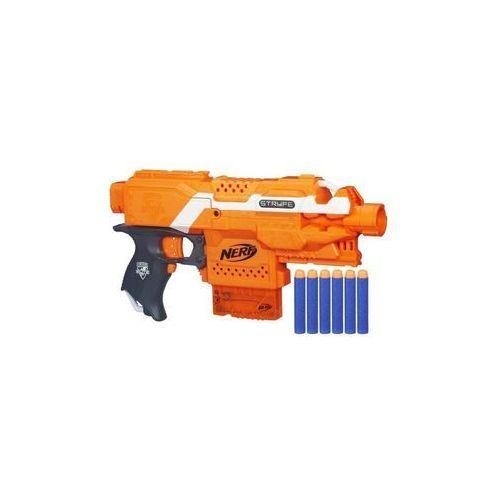 Nerf Elite N-Strike Stryfe półautomat pomarańczowy - Hasbro