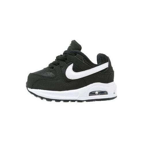 Nike Sportswear AIR MAX COMMAND FLEX Obuwie do nauki chodzenia black/white, kolor czarny