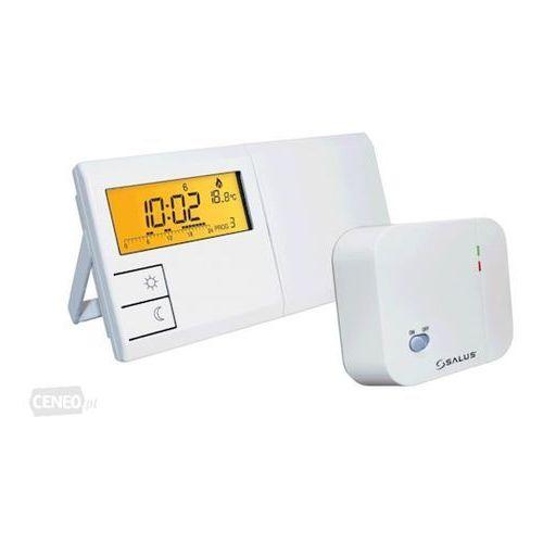 Termostat SALUS FACELIFT 091FLRF 16A bezprzewodowy - tygodniowy