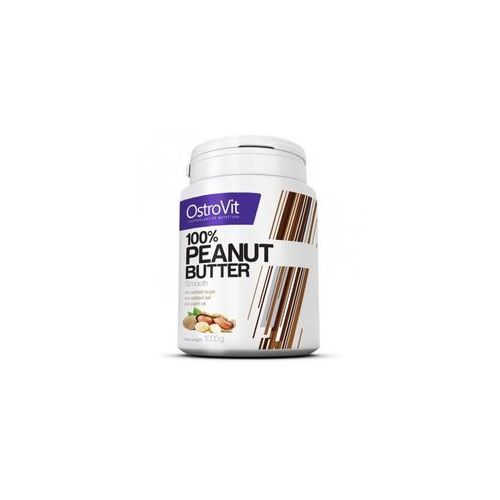 OSTROVIT NutVit 100% PEANUT BUTTER 1000 G Smooth (5902232613766)
