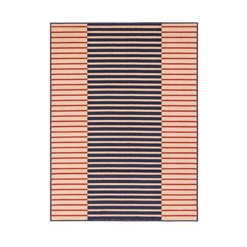 Agnella Dywan modo czerwono-niebieski 120 x 160 cm