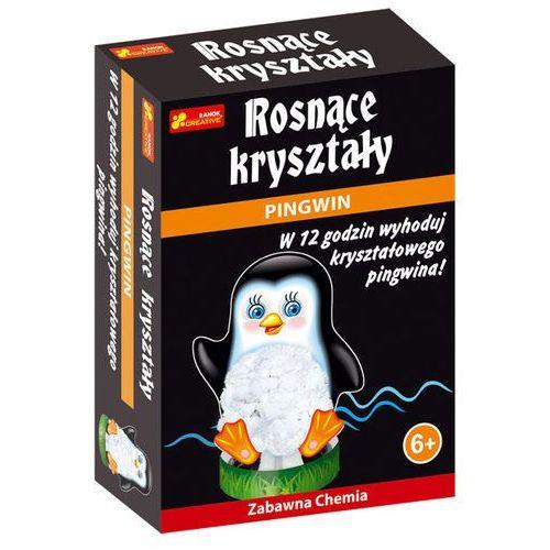 Kryształowy pingwin (4823076121815)