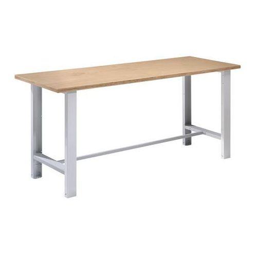 Quipo Stół warsztatowy,szer. blatu 1850 mm, model podstawowy