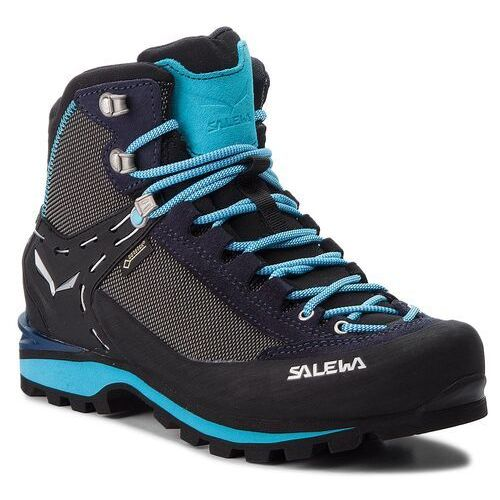Salewa Trekkingi - crow gtx gore-tex 61329-3985 premium navy/ethernal blue