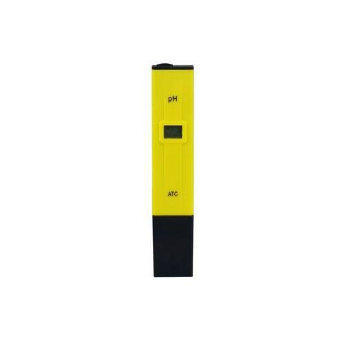 Miernik ph wody 0-14ph z funkcją atc (żółty) marki Dystrybutor - grekos