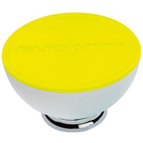 Casa bugatti - primavera - salaterka + żółta pokrywa/deska do krojenia
