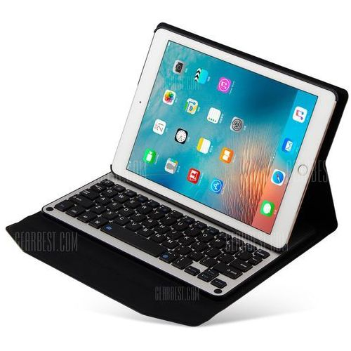 Gearbest Bluetooth keyboard tablet cover