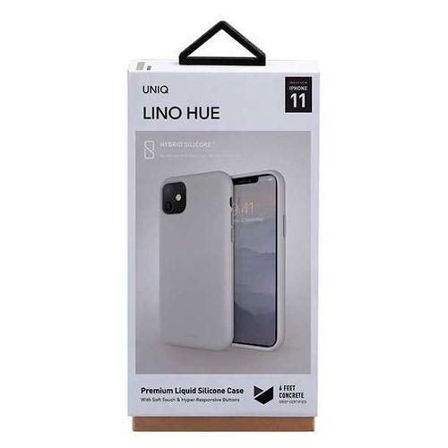 UNIQ etui Lino Hue iPhone 11 Pro beżowy/beige ivory, 57733 (13224744)