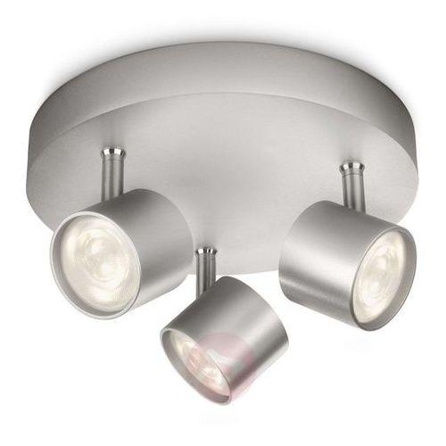 Philips Massive 56243/48/16 - LED lampa sufitowa MY LIVING 3xLED/4W/230V, 562434816