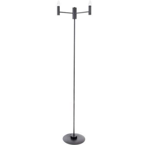 Sigma Fokus 50188 lampa podłogowa stojąca 2x40W E14 czarny