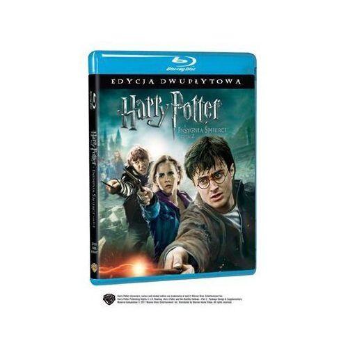 Harry Potter i Insygnia Śmierci cz. II (2 BD) Harry Potter and the Deathly Hallows: Part 2