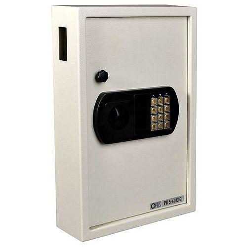 Szafka na klucze key guard pk5-40 digi szara marki Opus