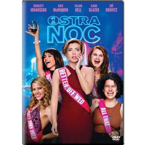 Ostra Noc (DVD) - Lucia Aniello. DARMOWA DOSTAWA DO KIOSKU RUCHU OD 24,99ZŁ (5903570160042)