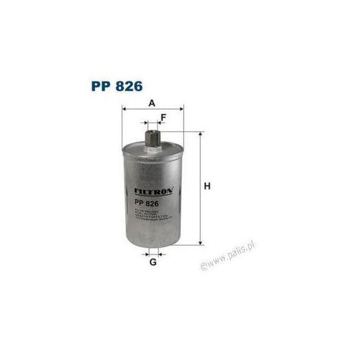 Filtr paliwa PP 826 / 33277 - sprawdź w wybranym sklepie