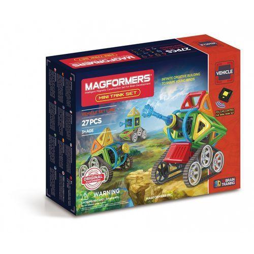 Klocki Magformers Mini Tank Set 27
