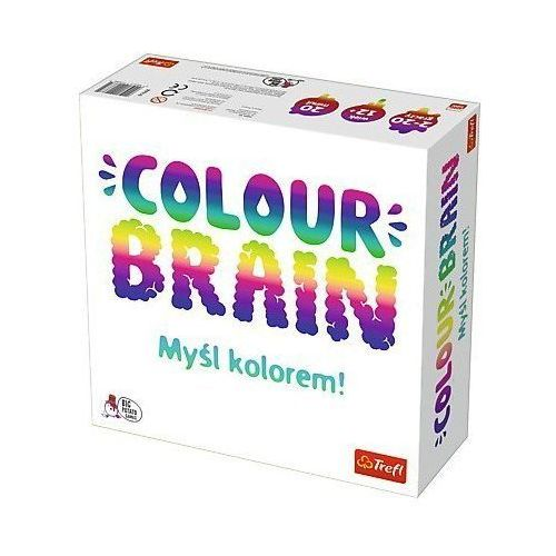 Gra colour brain myśl kolorem! marki Trefl