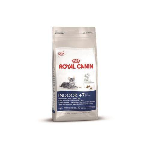 Royal canin 2 / 3,5 / 4 kg + snackball, kula na smakołyki gratis! - indoor +7, 3,5 kg| darmowa dostawa od 89 zł i super promocje od zooplus!