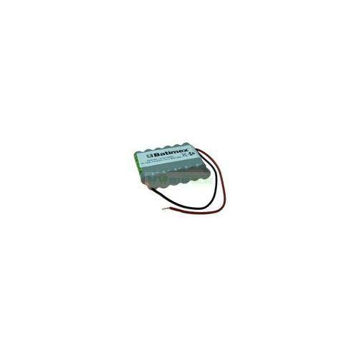 Bati-mex Akumulator 700mah 14.4v nimh 10.1wh 12xaaa (7x2) brc066 (zamontowany wyłącznik zwarciowy)