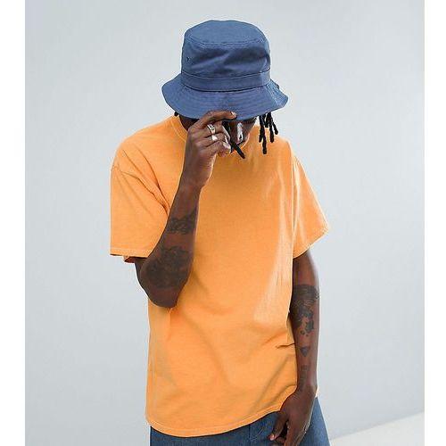Reclaimed Vintage inspired oversized overdye t-shirt in orange - Orange