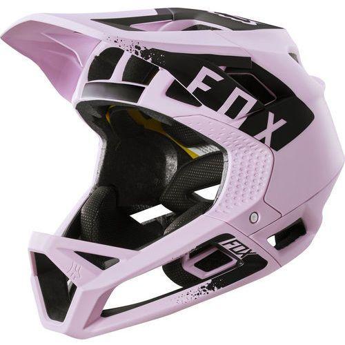 Fox proframe mink kask rowerowy kobiety różowy m | 56-58cm 2018 kaski rowerowe