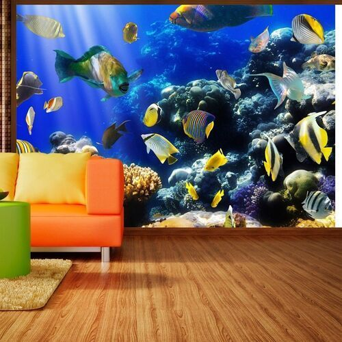 Fototapeta - podwodna przygoda marki Artgeist