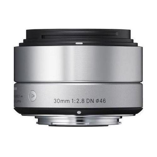 Obiektyw SIGMA Digital A 19/2.8 DN micro 4/3 (MFT) Srebrny + DARMOWY TRANSPORT! (0085126929756)