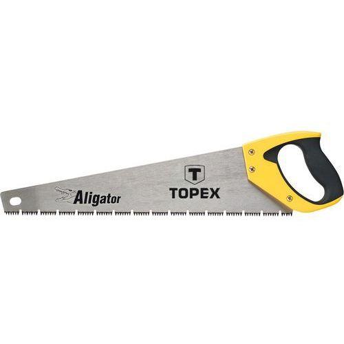 Topex Piła płatnica 10a451 aligator 7 tpi 500 mm (5902062103413)