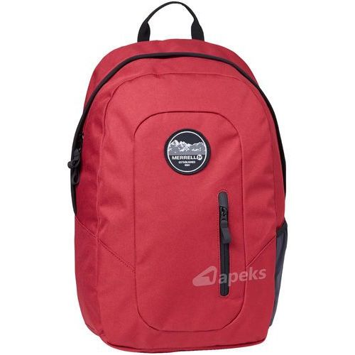 Merrell mercer plecak miejski - scarlet red (5711013016326)