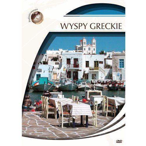 Wyspy greckie (dvd) - od 24,99zł darmowa dostawa kiosk ruchu marki Cass film