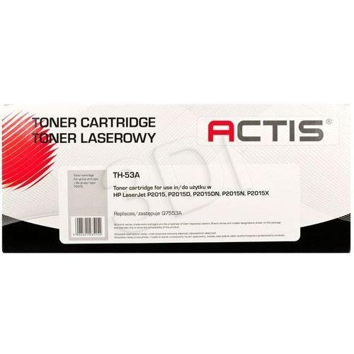 Toner ACTIS TH-53A + Zamów z DOSTAWĄ JUTRO!, towar z kategorii: Tonery i bębny