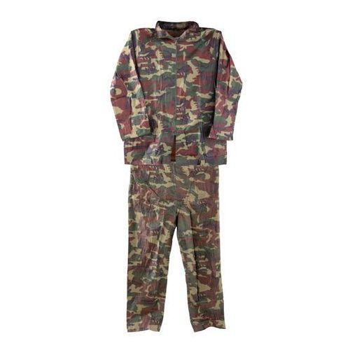 Komplet przeciwdeszczowy kurtka spodnie moro xxl marki Vorel