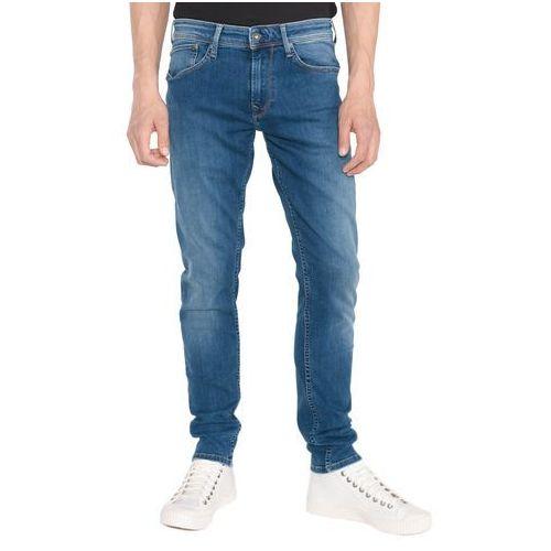 Pepe Jeans Finsbury Dżinsy Niebieski 30/32 (8434538197543)