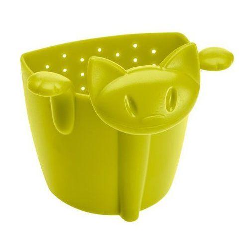 Zaparzaczka do herbaty kotek musztardowa Mimmi KZ-3236582, 3236582