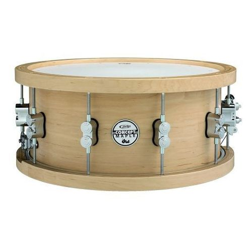 (pd805133) snaredrum concept thick wood hoop 14x6,5″ marki Pdp