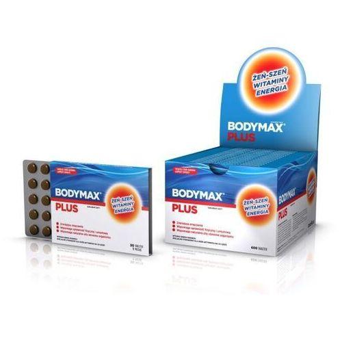 Tabletki BODYMAX Plus x 600 tabletek