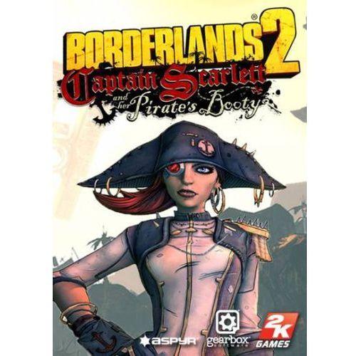 OKAZJA - Borderlands 2 Captain Scarlett and her Pirate's Booty (PC)