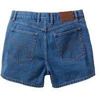 Szorty dżinsowe niebieski, Bonprix